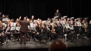 Musate op orkestentornooi 2015 - It Libben is Bjusterbaarlik (1)