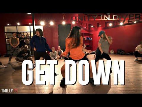 Bailey Sok, Nat, & Lexee ~ GET DOWN Busta Rhymes|Jake Kodish & CJ Salvador Choreography
