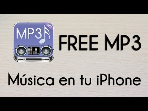 Como descargar música en iPhone GRATIS | FREE MP3 | LoiroTV