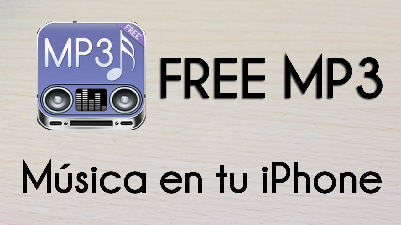 iphone gratis mp3