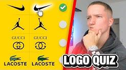 Das Fashion-Marken Logo Quiz.