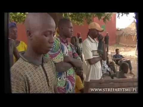 CULTURE 8: BURKINA FASO: balaphone orchestra