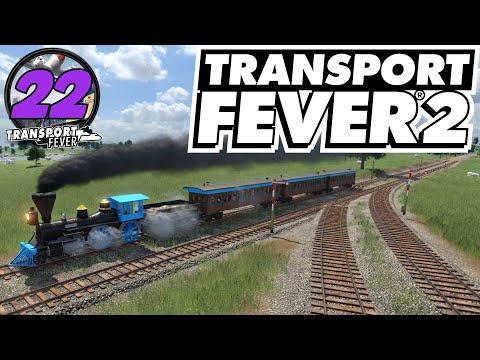 A Huge Mistake Found!   Transport Fever 2 - #22  