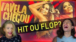 Baixar REACT Ludmilla e Anitta - Favela Chegou - DVD Hello Mundo (Ao Vivo) Reação e Comentários