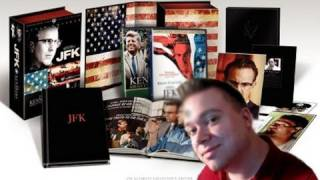 Oliver Stone's JFK Ultimate Collectors Edition Box Set Unboxing With Bonus Dvd