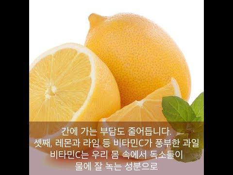 간이 나쁠 때 나타나는 증상과 간을 지키는 식품