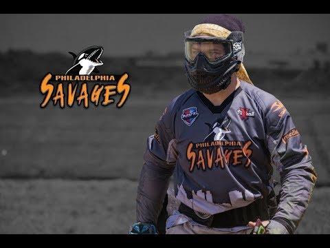 Philadelphia Savages Paintball: S2: EP3: Consistency