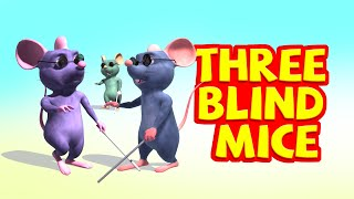 Three Blind Mice Nursery Rhymes for Children,