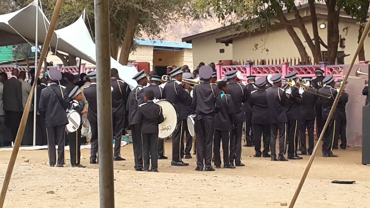 Dr Be Lekganyane: Soshanguve-Block DD.St Engenas Zion Christian Church On