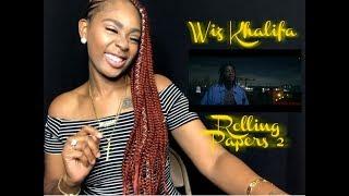 Wiz Khalifa - Rolling Papers 2 [Official Music Video] REACTION ||iambundy