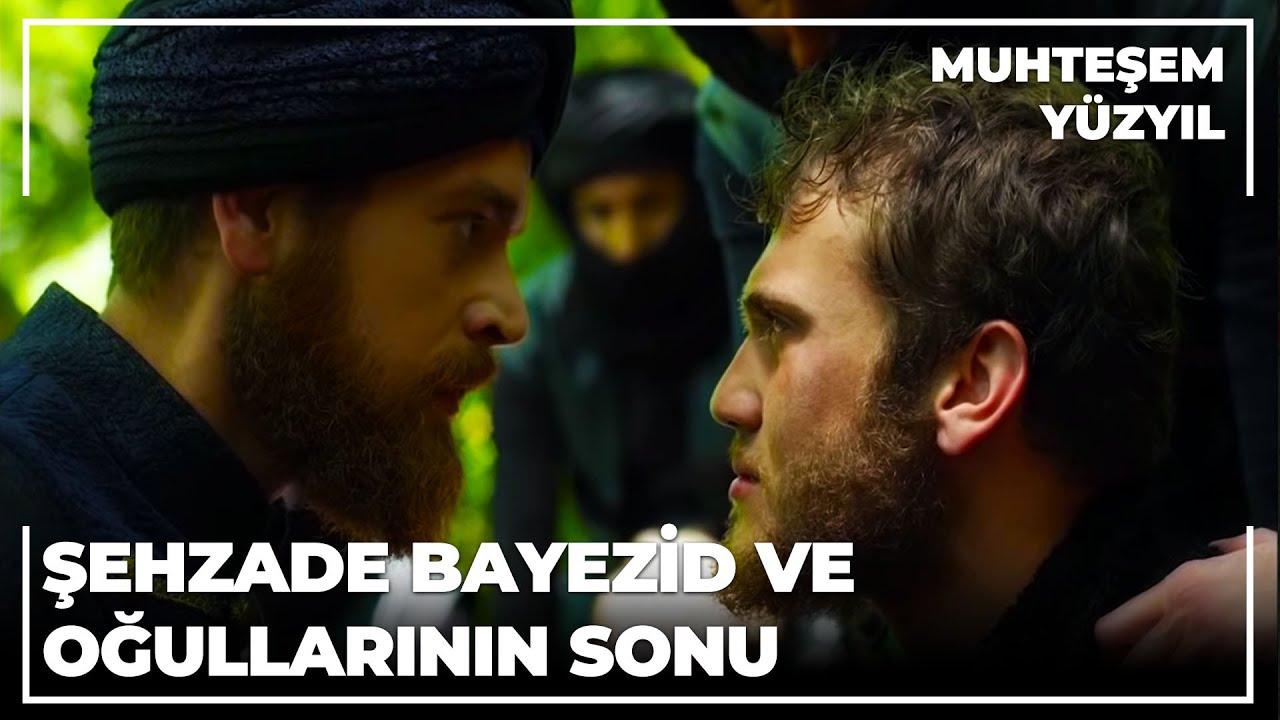 Şehzade Bayezid ve oğullarının sonu - Muhteşem Yüzyıl 138.Bölüm