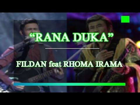 Rana Duka-Si Raja Dangdut Rhoma Irama feat Calon Raja Dangdut Fildan Bau Bau