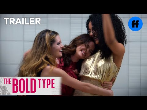 The Bold Type | Official Trailer | Freeform