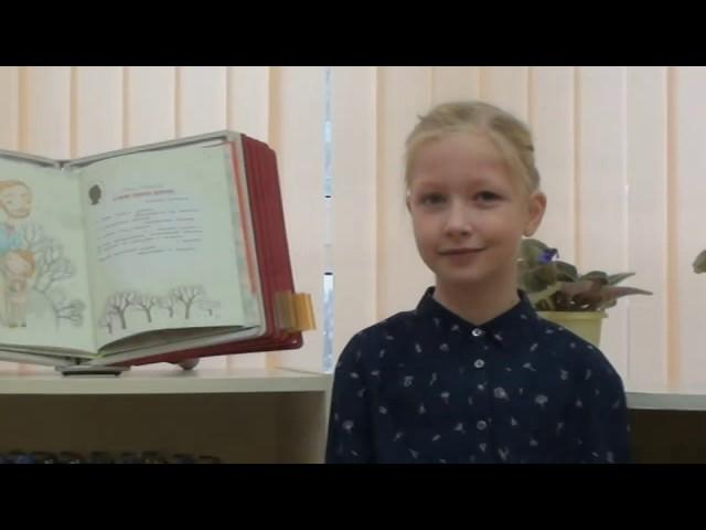 Изображение предпросмотра прочтения – ДарьяКунавина читает произведение «В парке плакала девочка» И.В.Северянина