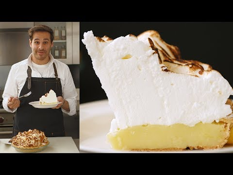Foolproof Lemon Meringue Pie - Kitchen Conundrums with Thomas Joseph