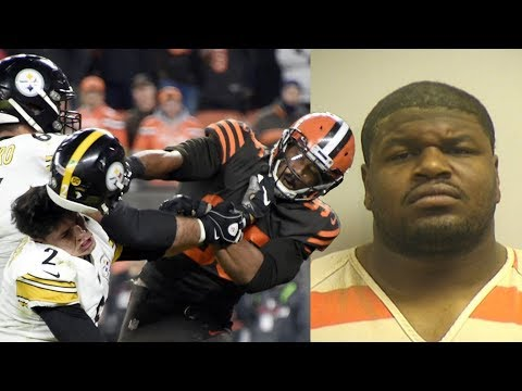 Most Shocking NFL Season Ending Suspensions