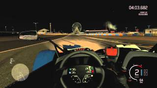 Forza 6 career 6 Nightfall series Race 1 (60fps)