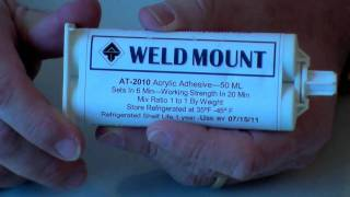 Weld Mount Systems AT-2010 Adhesive