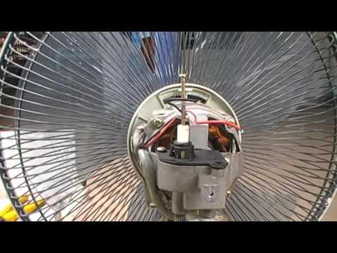 วิธีการซ่อมพัดลม (ปฏิบัติ 8) ตัวเก็บประจุ Cap