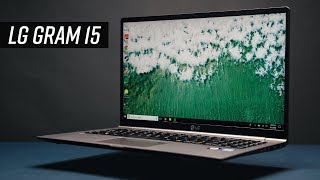 The lightest, powerful laptop? - LG gram 2018