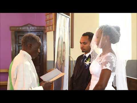 Namibian Wedding Jorge & Gisera