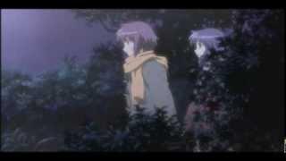 Haban no Tsuki ga Noboru Sora [AMV]