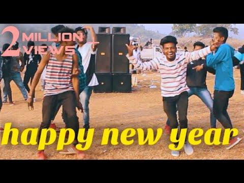 Dil Ke Kar Dele Chitir Bitir | Fun Dance At New Year Party  | Uranium Crew | Nagpuri Video