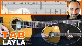 Layla Guitar Tab
