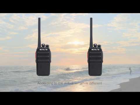 RT24 PMR446 radio -Licence Free Personal Radio Service