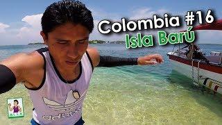 Colombia # 16 Cartagena de Indias - PLAYA BLANCA (Barú) e Islas del Rosario/ ANV