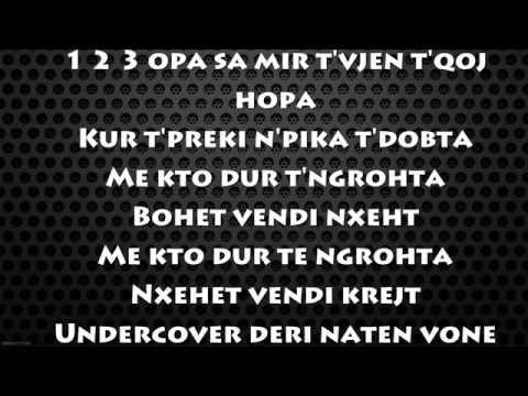 Noizy ft. Koli - Secret (Official Karaoke Video)