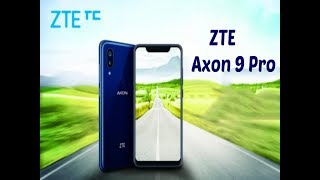 ZTE Axon 9 Pro smartphone launched at IFA 2018