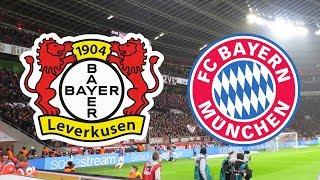 Bayer 04 Leverkusen gegen FC Bayern München [Saison 2017/2018] | Impressionen