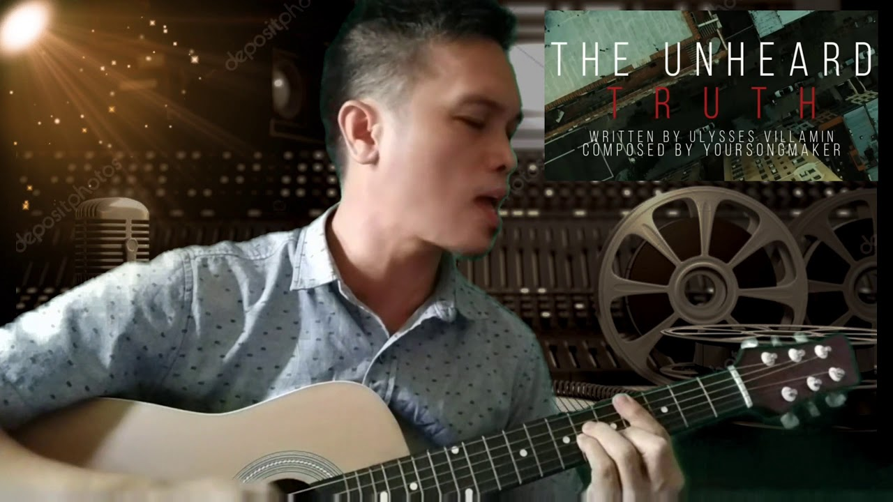Download The Unheard Truth Soundtrack - Uku-Do-It Cover