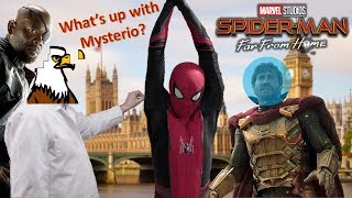 Bird Brain Theories | Spider-Man Far From Home, WHO IS THE VILLAIN ANYWAY?