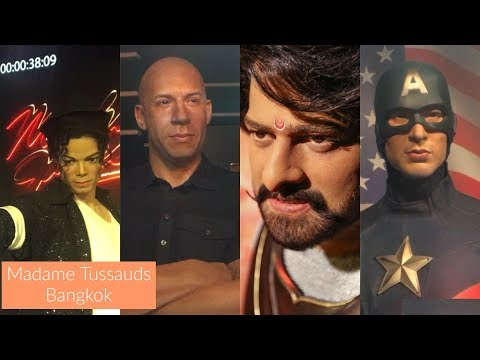 Madame Tussauds Museum Bangkok full video || Thailand Tour