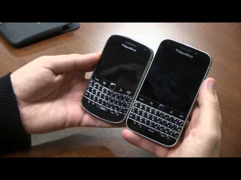 First Look: BlackBerry Classic