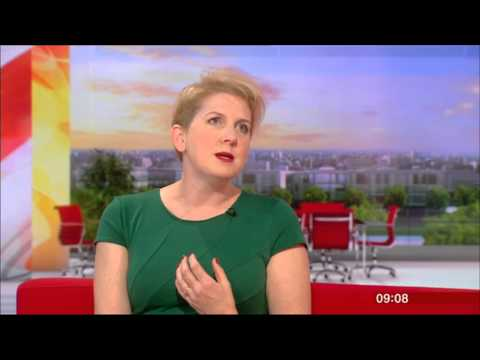 BBC Breakfast: interview with Clare Mackintosh