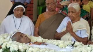 Funeral - Mathai Philip (Kuttychettan)Thekkayil