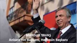 Mansur YAVAŞ - 2014 Seçim Müziği 2 (Oyun Havası)