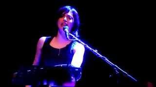 Sharon Van Etten - Break Me - Union Transfer - Philly - 6/18/14