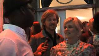 "Daytime Emmy Nominee Reception Interviews: Stephen Nichols & Mary Beth Evans of ""Days of our Lives"""