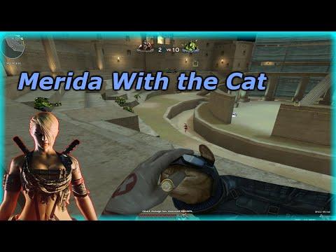 CF WEST: Merida Gamplay [Little Bit Of Trolling]