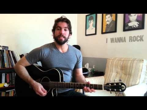 Beyonce - XO (Guitar Chords & Lesson) by Shawn Parrotte - YouTube
