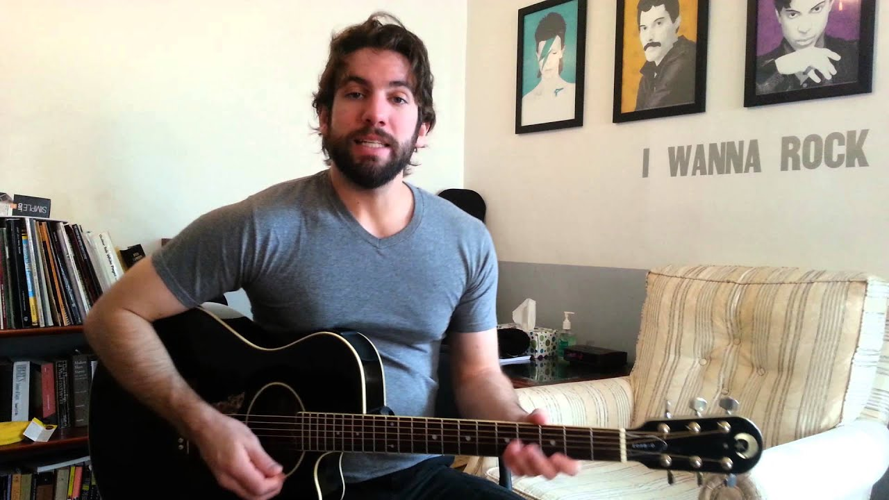 Beyonce Xo Guitar Chords Lesson By Shawn Parrotte Youtube