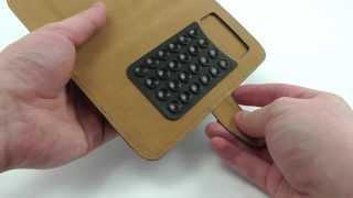 Обзор: Надежный универсальный чехол-портмоне (153x80мм) для смартфонов и телефонов