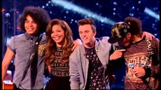 LUMINITES - BRITAIN'S GOT TALENT 2013 FINAL PERFORMANCE