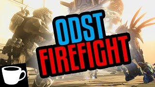 ODST | BACK COMPAT FIREFIGHT w/ The MainStreamers (Halo 3: ODST - Xbox One )