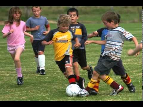 Soccer Games For 4 Year Olds Youtube