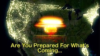 Catastrophic Event Warning!  Are You Prepared For The Fallout, Carnage and Mayhem!?…You Need To Be!